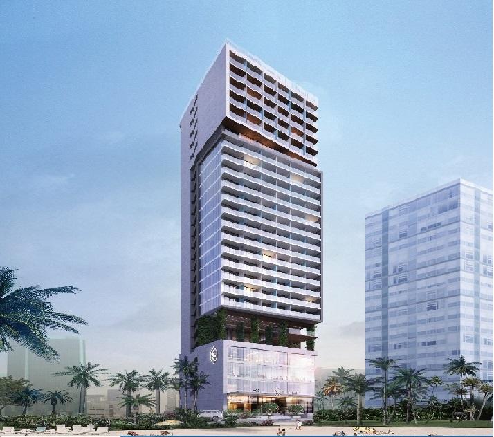 HALO GROUP cung cấp gạch ốp lát cho dự án Sel De Mer Hotel Đà Nẵng