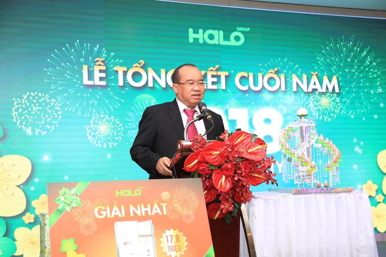 HALO GROUP tổ chức tất niên và lễ tổng kết cuối năm 2018