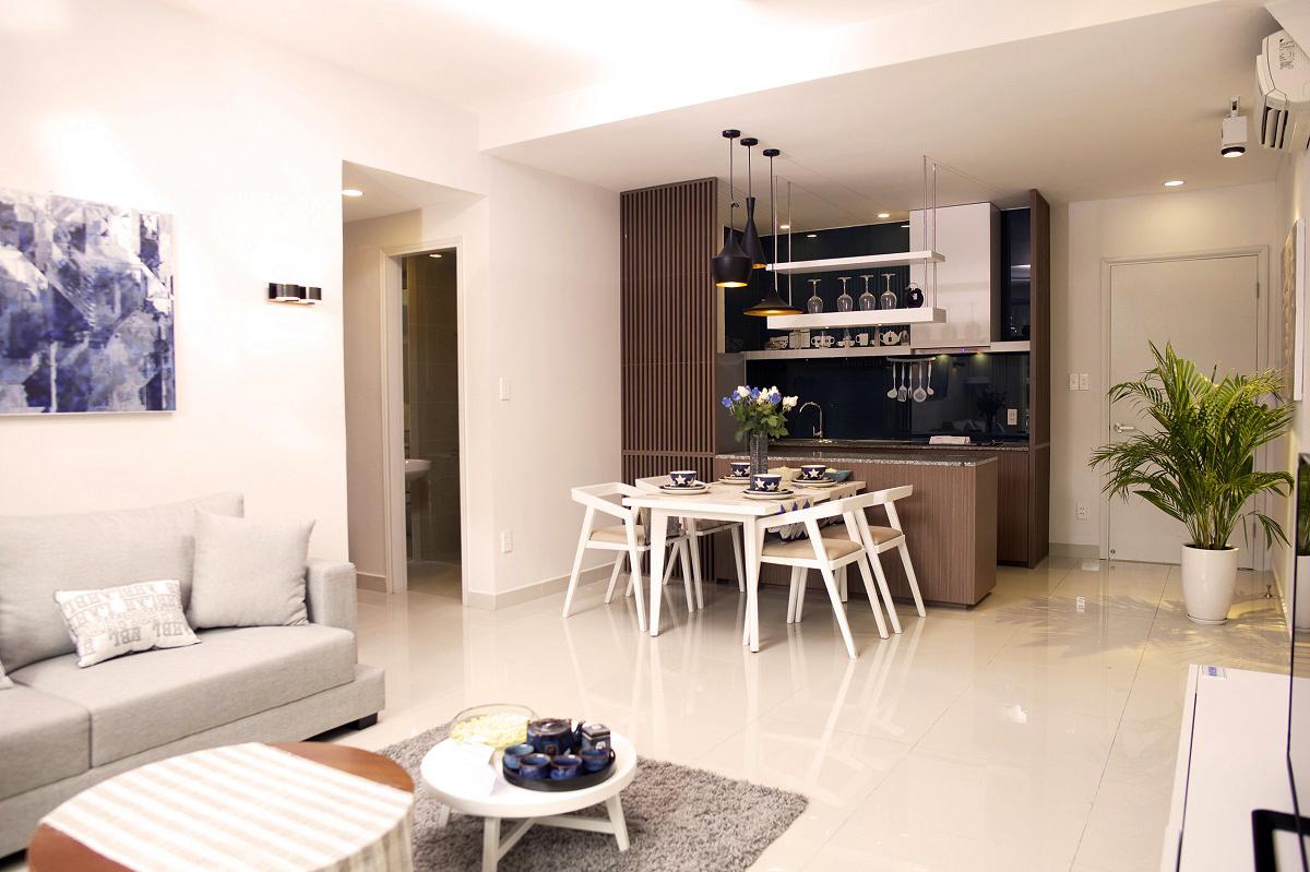 HALO GROUP cung cấp vật liệu nội thất giai đoạn cuối cho dự án Citi Home