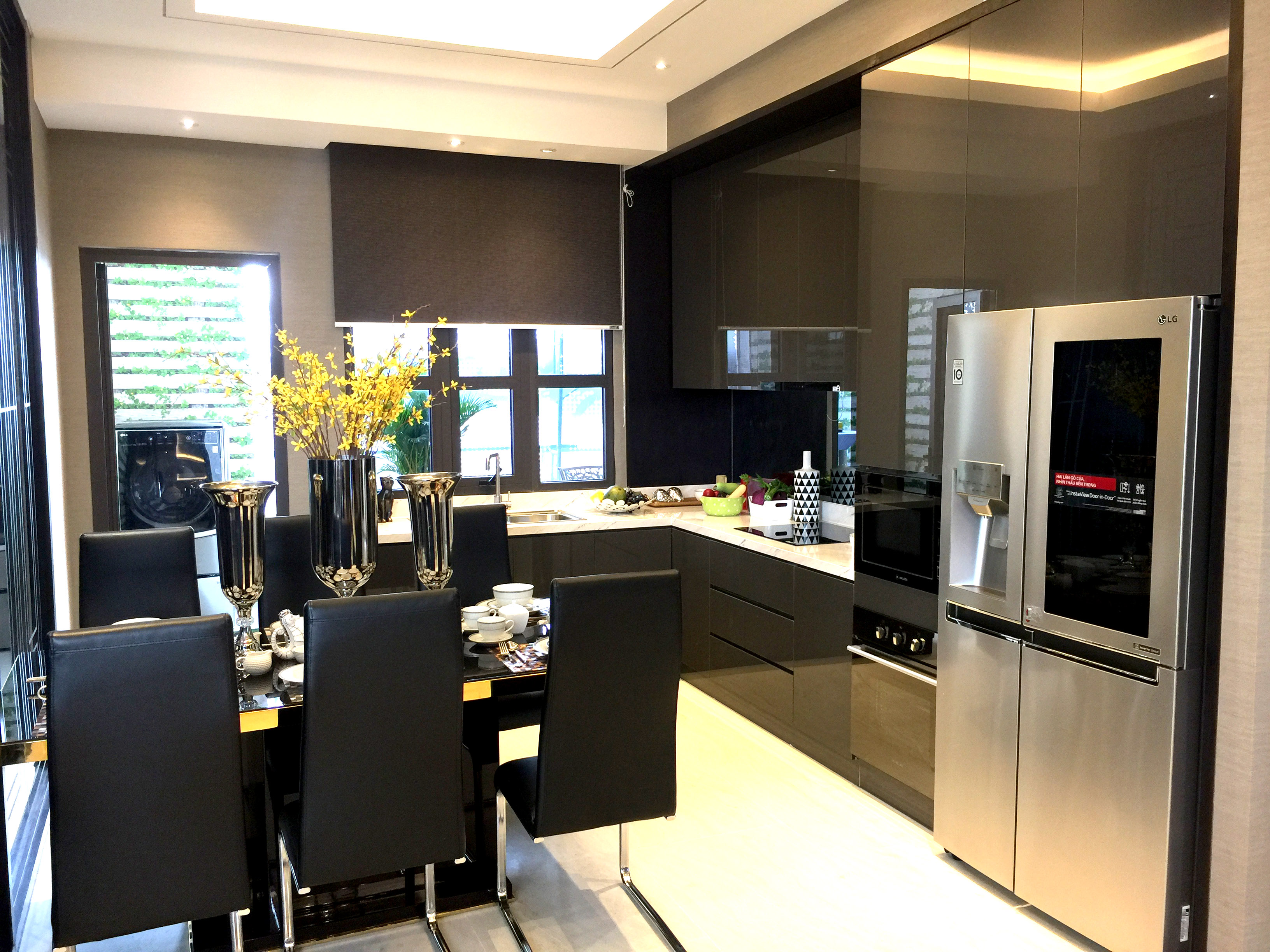 HALO GROUP chúc mừng dự án SIMCity Premier Homes khai trương nhà mẫu