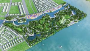 HALO GROUP cung cấp gạch landscape cho dự án Palm Marina Quận 9