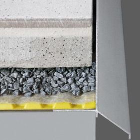 Dural - DURABAL gravel underlayers