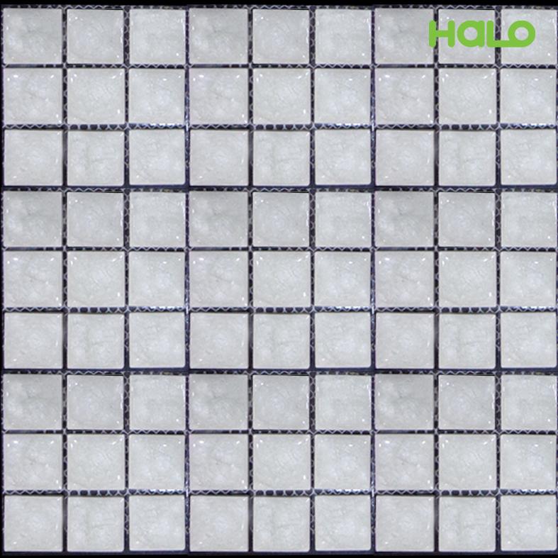 Gạch mosaic men rạn - 25E01#