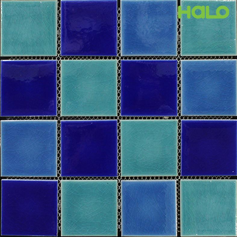 Gạch mosaic men rạn - 73105