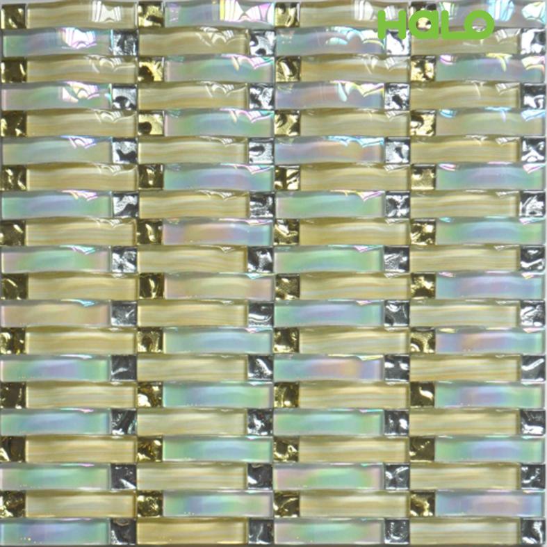 Gạch mosaic thủy tinh - AMY089