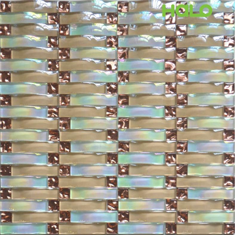 Gạch mosaic thủy tinh - AMY092