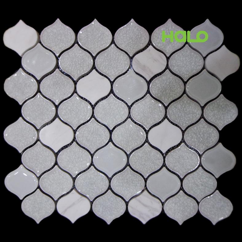 Gạch mosaic men rạn - AXC172