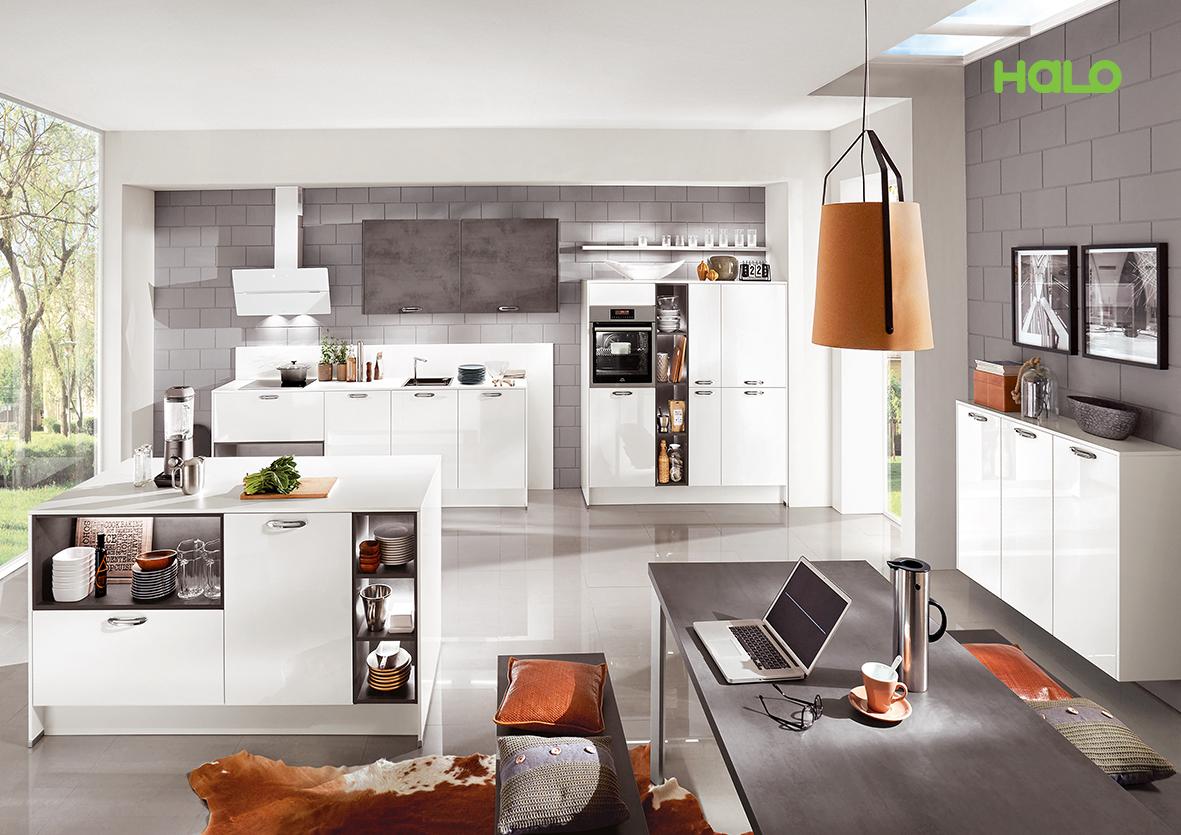 Tủ bếp Đức - Focus470_M