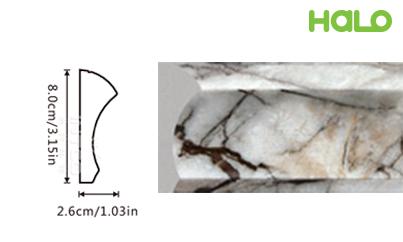 Len nhựa vân đá marble - JC118-368