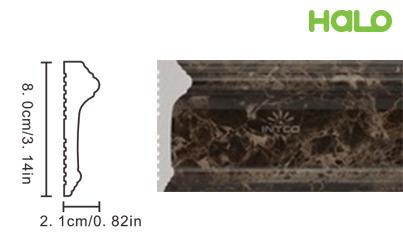 Len nhựa vân đá marble - JC168-B12