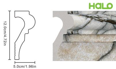 Len nhựa vân đá marble - JC305-368