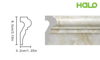 Len nhựa vân đá marble - JC315-367