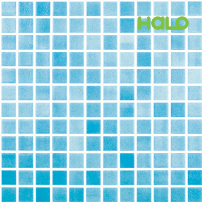 Gạch mosaic TBN - NIEBLA AZUL TURQUESA