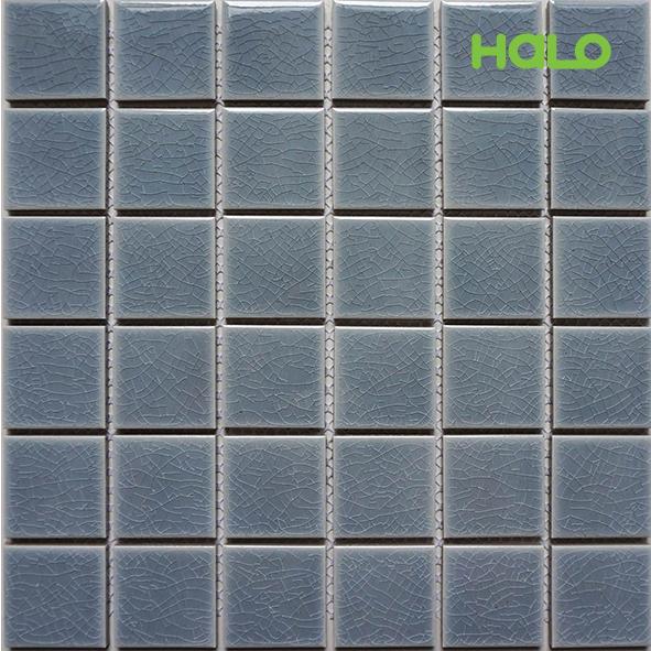 Gạch mosaic men rạn - R48015