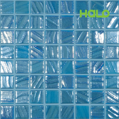 Gạch mosaic TBN - SKY BLUE