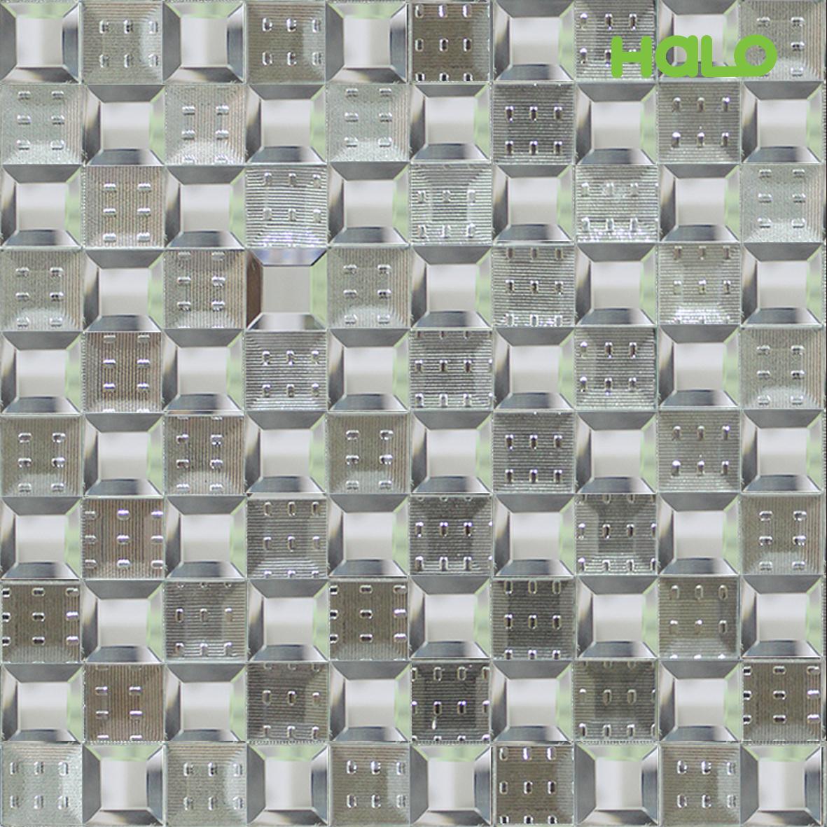 Gạch mosaic thủy tinh - Y30JJP04A
