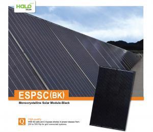 Tấm pin năng lượng mặt trời EPSC (BK) 250-300