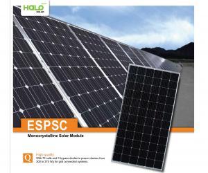 Tấm pin năng lượng mặt trời EPSC 300-370