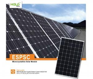 Tấm pin năng lượng mặt trời ESPSC 250-310