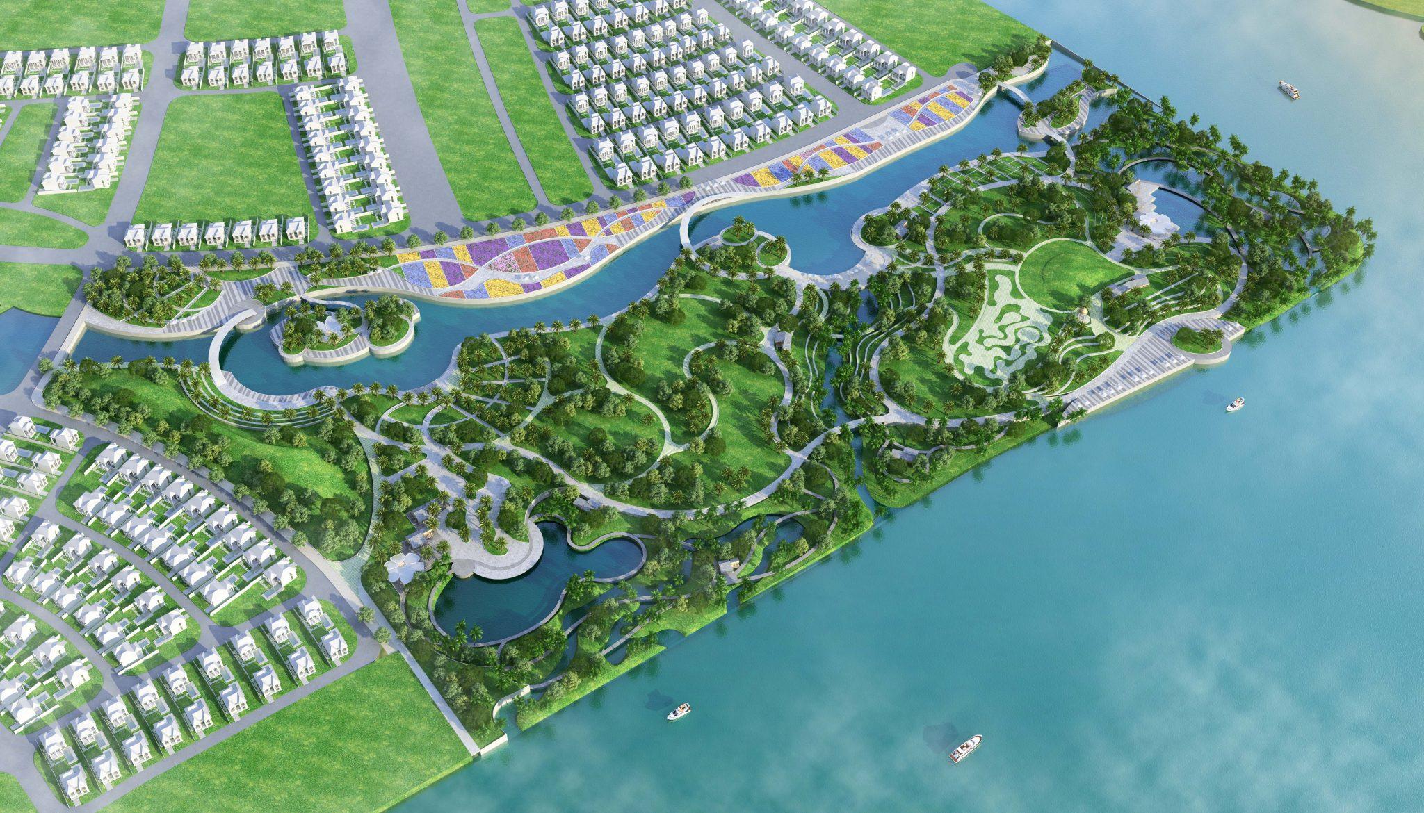 Palm Marina Quận 9