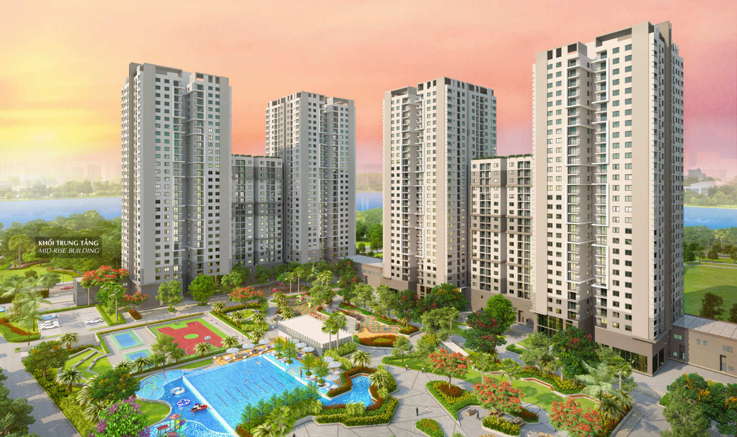 Saigon South Residences
