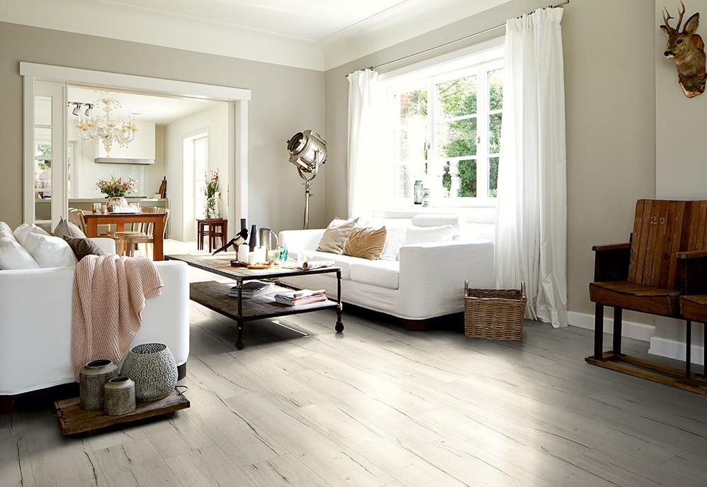 Sàn gỗ công nghiệp Egger - Truyền cảm hứng thiết kế nội thất theo xu hướng