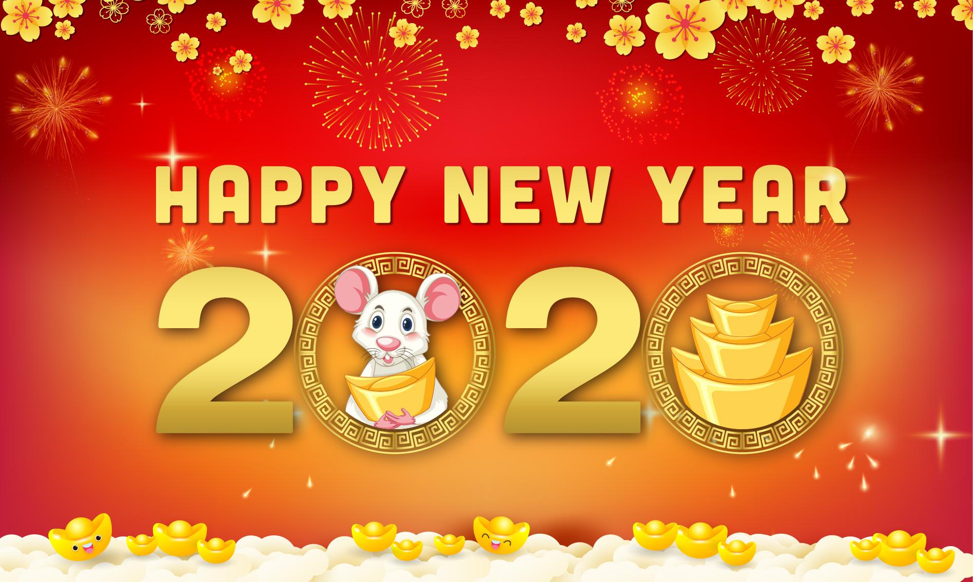 Halo Group gửi lời Chúc mừng năm mới - Xuân Canh Tý