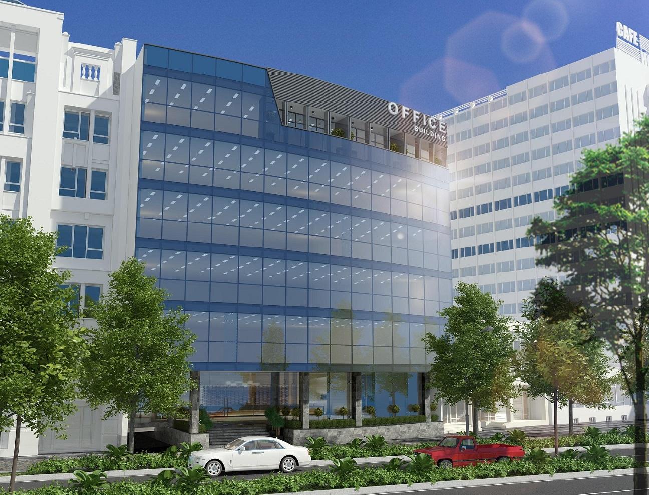 Halo Group động thổ xây dựng công trình Văn Phòng kết hợp Nhà ở 6 tầng