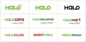 Thương hiệu, nhãn hiệu Halo Group đã được đăng ký bảo hộ độc quyền