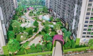 Không gian sống khác biệt tại Imperia Sky Garden