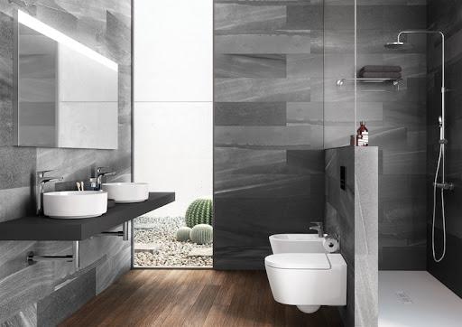 Các tiêu chí cơ bản khi chọn gạch lát nền phòng tắm