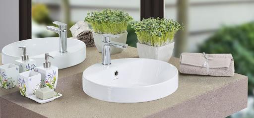 Không gian phòng tắm tinh tế với Thiết bị vệ sinh Johnson Suisse