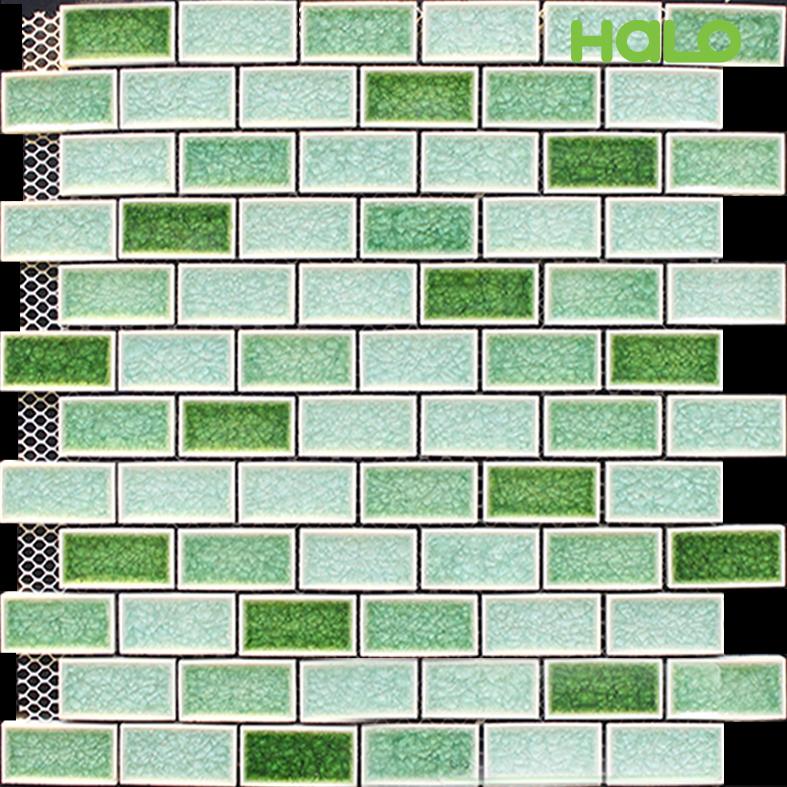 Gạch mosaic men rạn - 2348G01