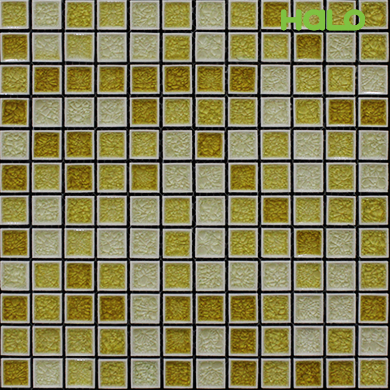 Gạch mosaic men rạn - 23H801