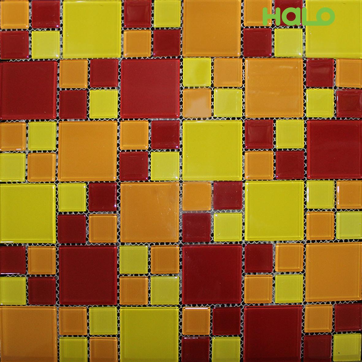 Gạch mosaic thủy tinh - 4ML019-CC