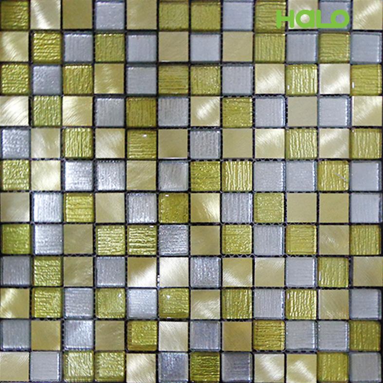 Gạch mosaic kim loại - AMD445