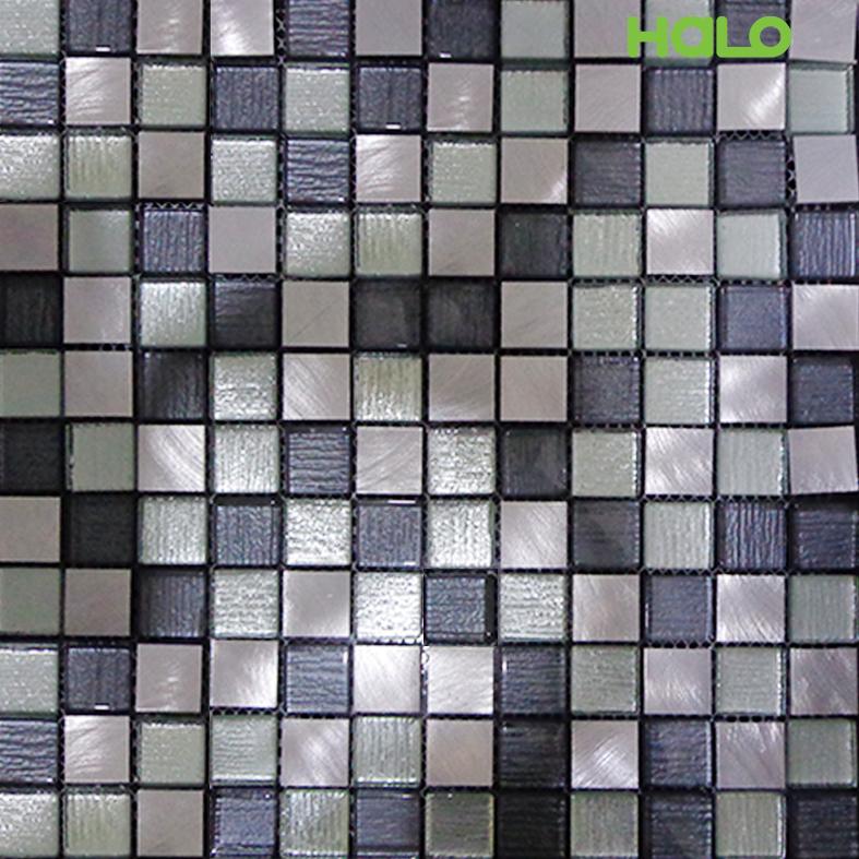 Gạch mosaic kim loại - AMD446