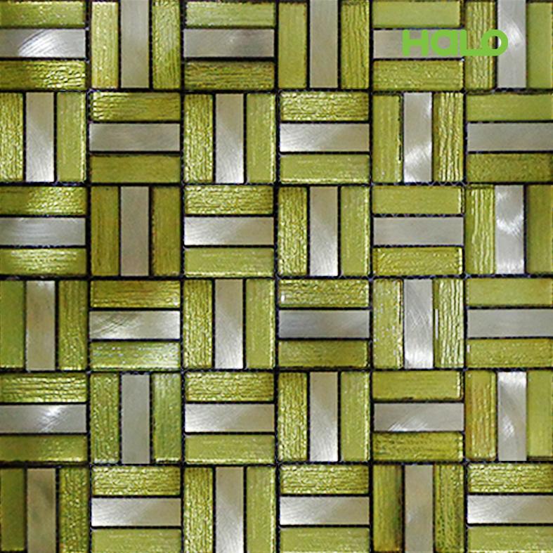 Gạch mosaic kim loại - AMD448