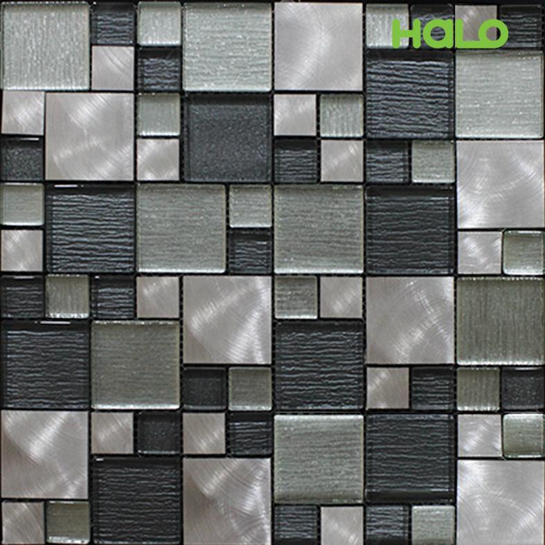 Gạch mosaic kim loại - AMD451