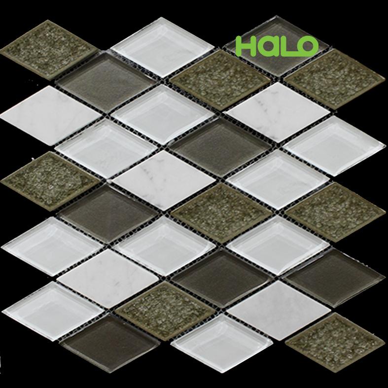 Gạch mosaic men rạn - AXC174