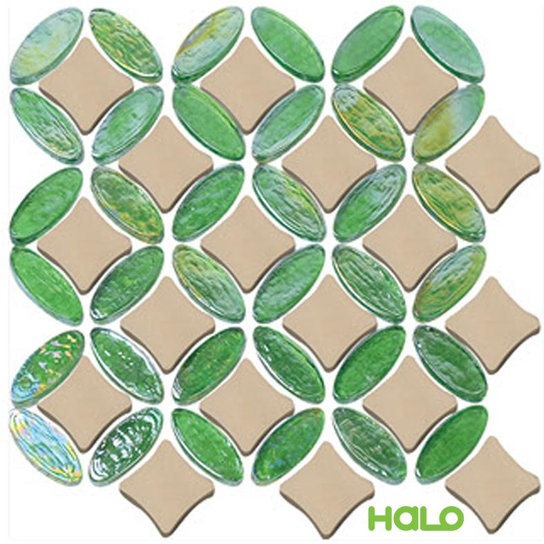 Gạch mosaic hỗn hợp - KF50-003A