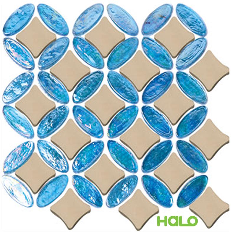 Gạch mosaic hỗn hợp - KF50-017B