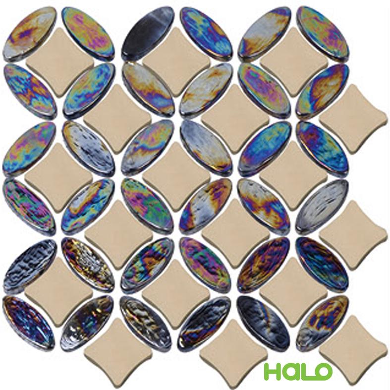 Gạch mosaic hỗn hợp - KF50-108A