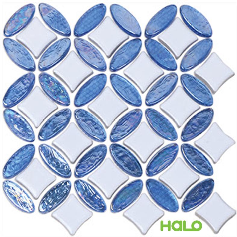 Gạch mosaic hỗn hợp - KF50-109A