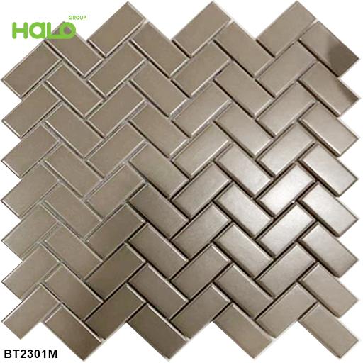 Gạch mosaic gốm - BT2301