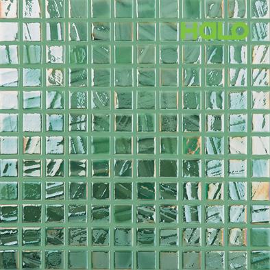 Gạch mosaic TBN - GREEN BRUSH