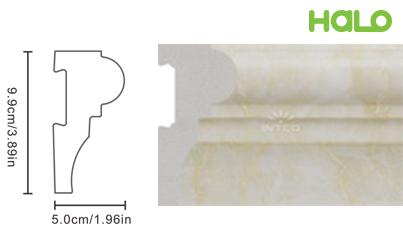 Len nhựa vân đá marble - JC02-367