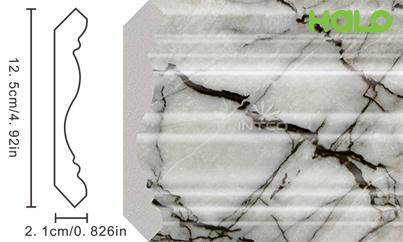 Len nhựa vân đá marble - JC09-368