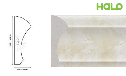 Len nhựa vân đá marble - JC119-367