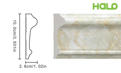 Len nhựa vân đá marble - JC167-367